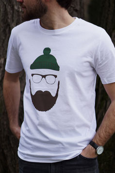GentleStyle Classic T-Shirt weiß