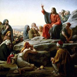 Die Grundbotschaft Jesu - Bergpredigt