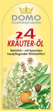 24-Kräuter-Öl