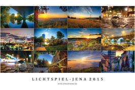 Lichtspiel - Jena 2015 Kalender