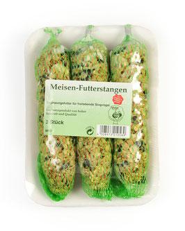 3 x 95 g Futterstangen-/kerzen auf Tablett