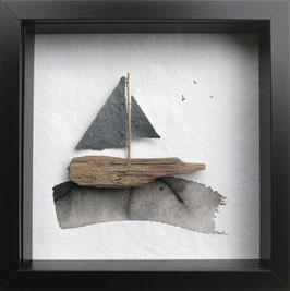 WELLENRITT mit Holz