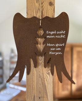 Engel sieht man nicht