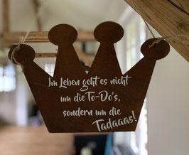Tadaaas