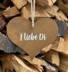 I liebe Di