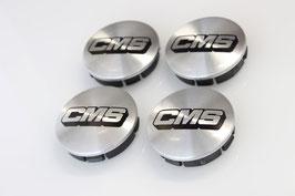 CMS 4x 60mm Felgendeckel Nabendeckel
