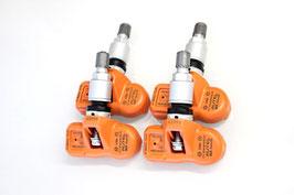 4x Reifendrucksensoren RDKS AUDI A4 B7 A6 4F A8 4E Q7 4L