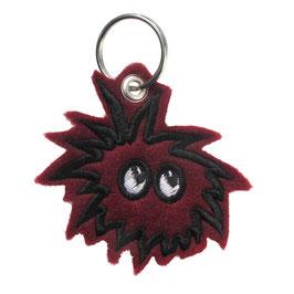 Schlüsselanhänger Libbchen (rot)
