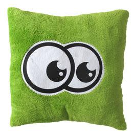 Kissen Lillebobs Augen (quadratisch)