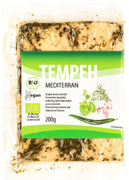 4x Tempeh Mediterran (200g)