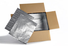 Gekühlter Versand im Iso-Karton (ab 8 bis 20 Stück)