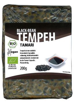 4x BlackBean-Tempeh Tamari (200g)