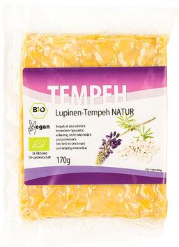 4x Lupinen-Tempeh Natur, haltbar (170g)