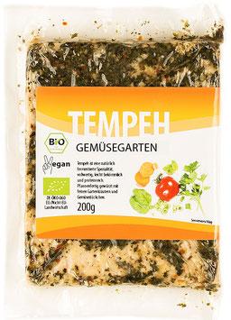 4x Tempeh Gemüsegarten (200g)