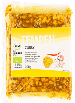 4x Tempeh Curry (200g)