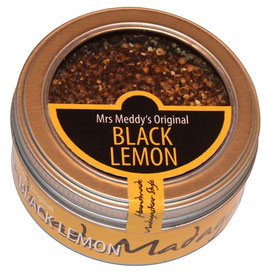 Mrs Meddy´s Original Black Lemon  110 g