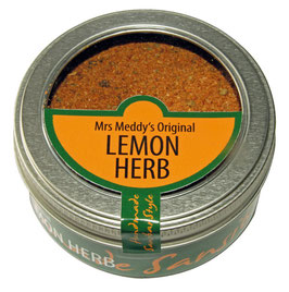 Mrs Meddy´s Original Lemon Herb 70 g