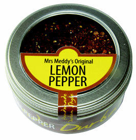 Mrs Meddy´s Original Lemon Pepper   85 g