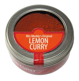 Mrs Meddy´s Original Lemon Curry  60 g