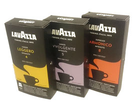 from LAVAZZA