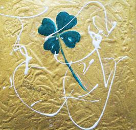 Quadrifoglio Oro Verde