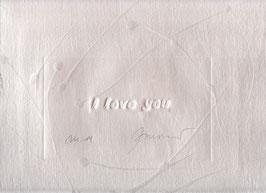 I Love You Bianco