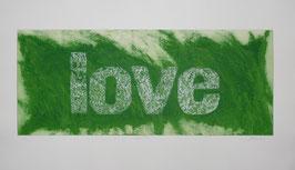 Love Verde 140x80 cm