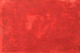 Monocromo Rosso 121x80,5 cm