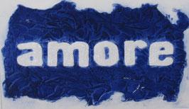 Amore Blu 30x40 cm