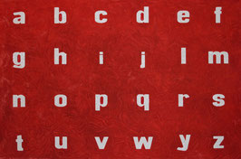 Alfabeto Rosso