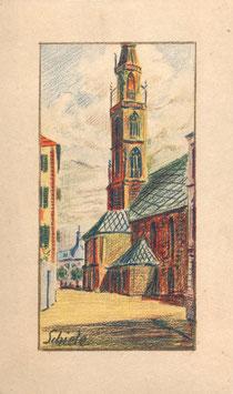 KIRKE VON BOZEN 1906