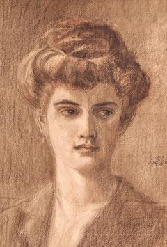 MELANIE SCHIELE  1906