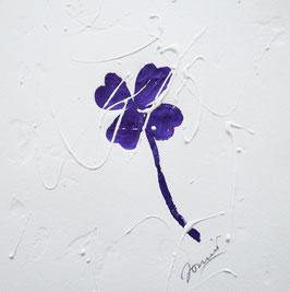 Quadrifoglio Viola