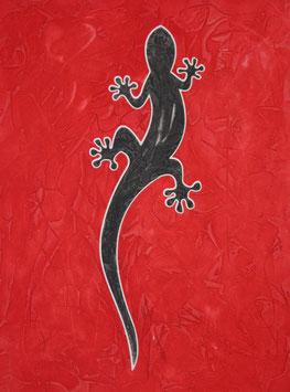 Geco Rosso 60x80 cm