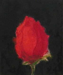 ROSE ROSSO TRITTICO (A)