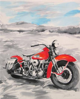 DREAMING ROSSO (HARLEY) DITTICO (B)