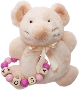 Rassel Modell Rosa