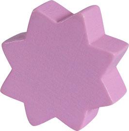 Motivperle, Stern rosa ca. 2 cm