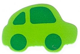 Motivperle, Auto hellgrün/dunkelgrün