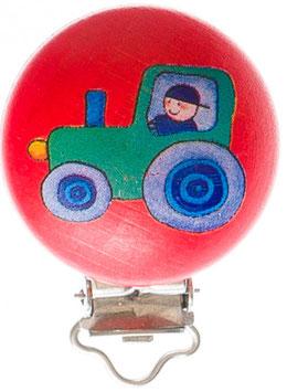 Clip, Traktor