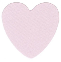 Motivperle, Herz rosa