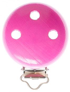 Clip, uni pink