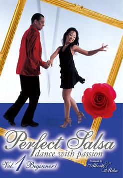 DVD パーフェクトサルサ vol.1