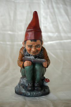 Bookworm - Heissner gnome