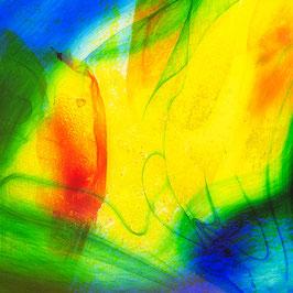Farbverwirrungen | Echtes Leinenbild