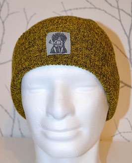 .Beanie Antique Mustard.