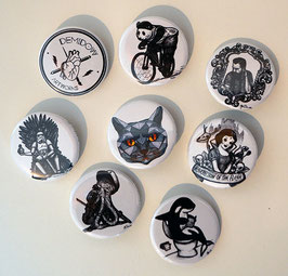 .Großes Buttonset.