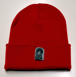 .Junior Beanie Classic Red.