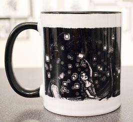 .Dark Punzel Tasse.