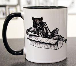 .Cat 'n' Box Tasse.